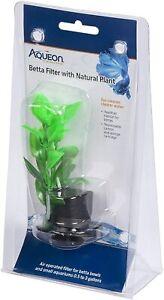 Aqueon Plant Betta Filter for Aquarium