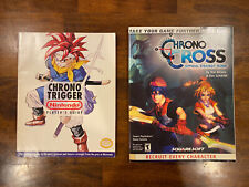 Chrono Trigger and Chrono Cross Player's Strategy Guides Official Nintendo Guide