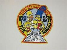 The Simpsons Data East Pinball Promotional - Design Team Patch