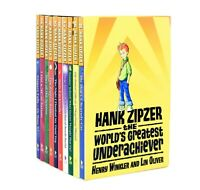 Hank Zipzer 10 Books Collection Box Set Inc Holy Enchilada, The Zippity Zinger