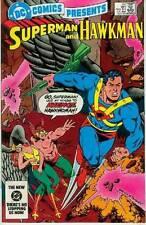DC Comics Presents # 74 (Superman & Hawkman) (USA,1984)