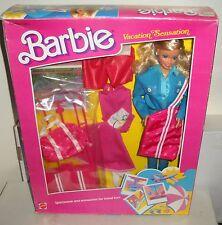 #4474 Nrfb Mattel Toys R Us Vacation Sensation Barbie in Blue Fashion