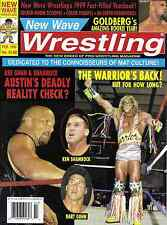 New Wave Wrestling Magazine No. 35, 1999 Yearbook, The Ultimate Warrior Is Back