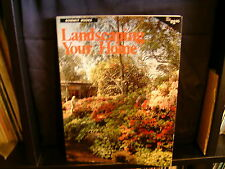LANDSCAPING YOUR HOME - PHILIP MORRIS - SUMMIT BOOKS - SC