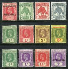 Gilbert & Ellice Islands Mint Lot of 12 GV Stamps.