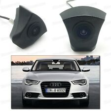 Waterproof 170° Degree CCD Front View Camera Logo Embedded for 2009-2017 Audi A6