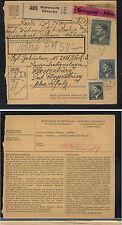 Poland  German occupation parcel card         KL 0508