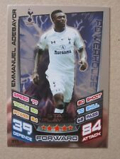 Match Attax 2012/13 - Star Player - Emmanuel Adebayor of Tottenham