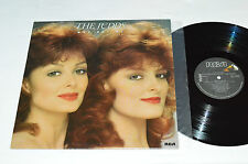 THE JUDDS Why Not Me LP 1984 RCA Canada AHL1-5319 VG+/VG+ Wynonna Naomi Country