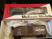 "McKeon Model HO scale 40"" in box train The Grand Canyon Line"