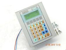 ESA Elettronica VT 150W Bedienterminal mit Netzstecker,4 x Spanner,war Demopanel
