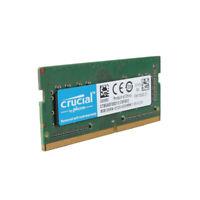 Crucial 8GB 1Rx8 PC4-2133P 17000 DDR4-2133MHz 1.2V RAM SO-DIMM Laptop Memory @MY