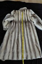 Mink Fur Coat (Beige)