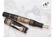 Marlen Risorgimento L.E. Fountain Pen with Gold Nib (only 150 pcs) #Bronze