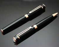 Luxury MB 301 Snake Rollerball Pen Black Black Color Limited Edition Ballpoint