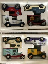 Matchbox American Brewery Vehicles X8 With Certification