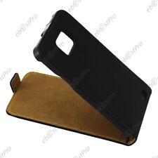 Accessoire Coque Housse Etui Style Cuir Veritable Samsung Galaxy S2 I9100 +Film