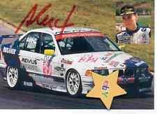 Alex Gaggl-BMW 318 is ,top Sammlerstück,