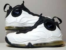Nike Shoes - 2004 Total Air Foamposite Max - White Black Pearl Duncan - Size 7