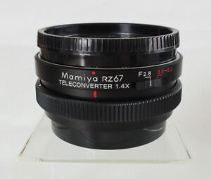 Mamiya RZ67 Teleconverter 1.4X