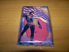 SUPERMAN LIGHT SWITCH PLATE #14