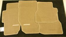 1998 1999 2000 2001 2002 NEW OEM HONDA ACCORD COUPE IVORY CARPET FLOOR MATS