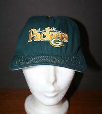 Green Bay Packers Baseball Hat Cap NFL Low Profile New Era EUC USA