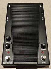 Morley Pro Series II Distortion Wah Volume Pedal PDW II