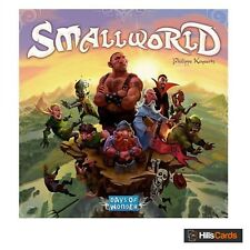Small World Board Game ...It's a World of S-Laughter After All! - DOW7901