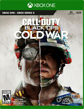 Call of Duty: Black Ops Cold War [XBOX ONE] (Lis description) Read Description