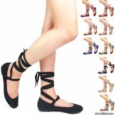 Calzado de mujer multicolor sin marca de sintético