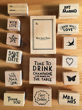 Special Occasions Rubber Stamps