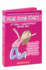 Dear Dumb Diary Boxed Set: Books #1-2 plus Diary