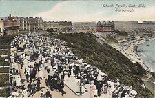 Church Parade, South Side, SCARBOROUGH, Yorkshire