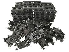 Lego City kompatibel Eisenbahn Schienen 50 gerade & 50 flexible Neu