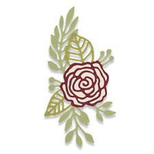 Sizzix Thinlits Cutting Die Set 2PK - Doodle Rose 661742 by Debi Potter
