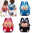 Toddler Kids Children Boy Girl Cartoon Backpack Schoolbag Shoulder Bags Rucksack