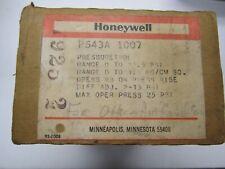 P643A 1007 2 Honeywell Pressuretrol New