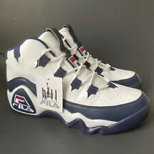 Fila Grant Hill 1 White/Fila Navy/Fila Red Men's Size 11 ( 1BM00636-125 )