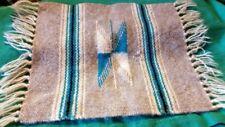 Hand Woven Navajo Chimayo Style Rug Mat