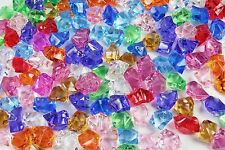 Bulk Pirate Jewels and Gems Ice Rocks, 1 Pound Bag, 160 pieces Assorted Colors