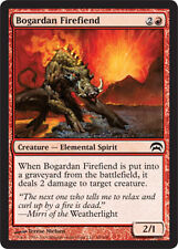 Bogardan Firefiend X4 (Planechase 2009) MTG (NM) *CCGHouse* Magic