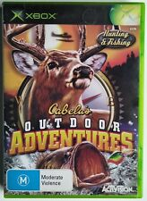 XBOX Cabela's Outdoor Adventures