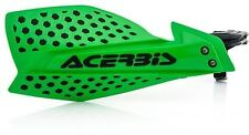 NEW ACERBIS X-ULTIMATE GREEN BLACK HANDGUARDS KXF250 KXF450 KX85 KX125 KX250