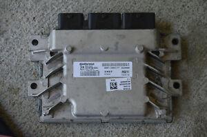 2011 11 Ford Fiesta Engine Control Module Unit Ecm BA61-12A650-EF B299N