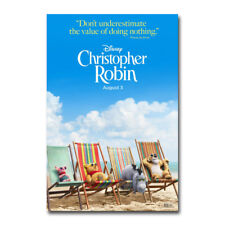 Christopher Robin Movie Art Silk Poster 13x20 20x30 inch