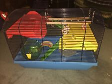 Savic Hamster Cage With Extra Accessories