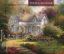 Home Is Where the Heart Is (Thomas Kinkades Light