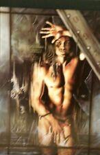 "Affiche d'ARTISTE  "" MICHEL GILIBERTI ""   48 x 68.5 cm"