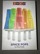 Zoku Space Pop Ice Maker Molds